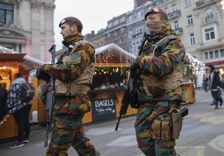Atentados: Sexto suspeito acusado na Bélgica