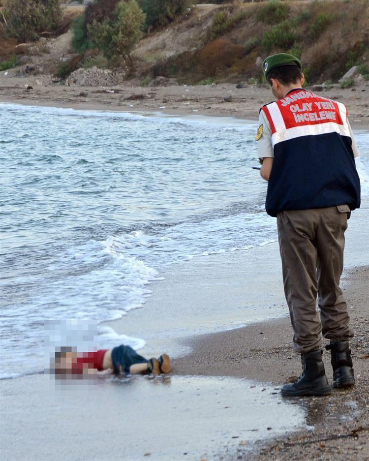 Canadá concedeu asilo a família de Aylan Kurdi