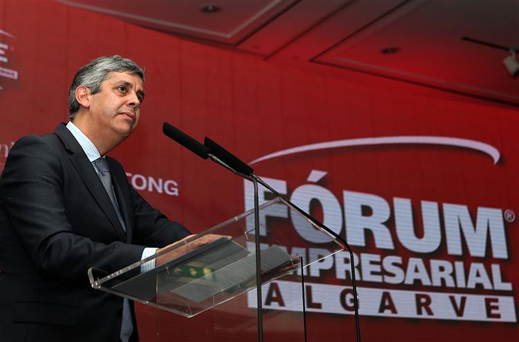 """Mário Centeno: """"Este Governo vai ter finanças públicas equilibradas"""""""
