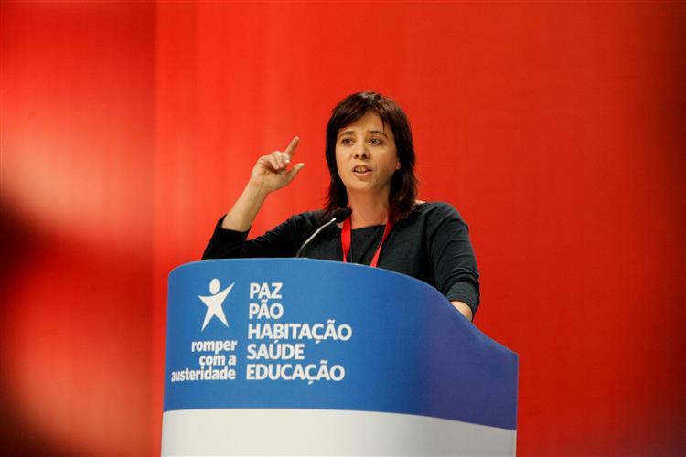 """Catarina Martins destaca """"caminho coletivo"""" e união na liderança do Bloco"""