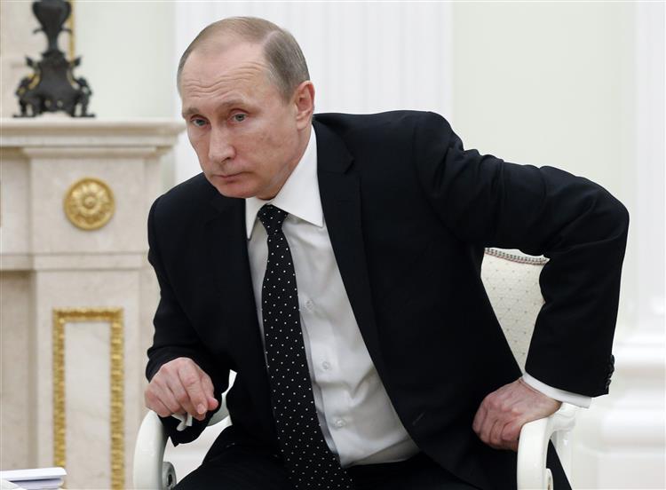 Putin recusa reunir-se com Erdogan