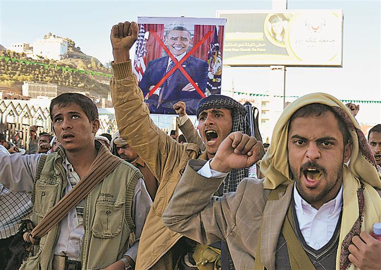 Vazio de poder leva caos ao Iémen