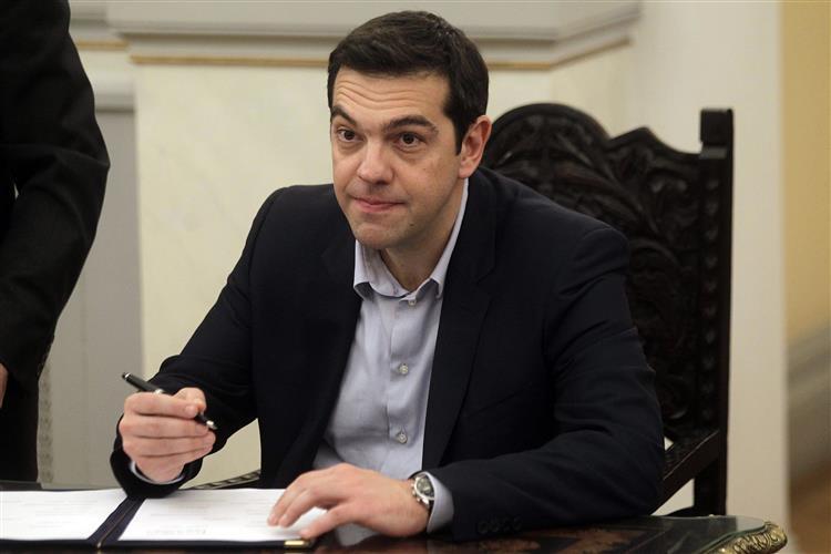 Martin Schulz faz aviso a Tsipras