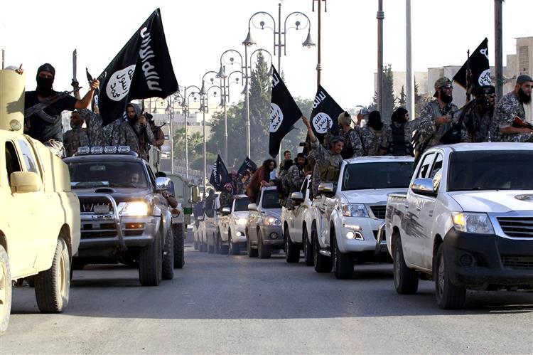 Estado Islâmico perde terreno