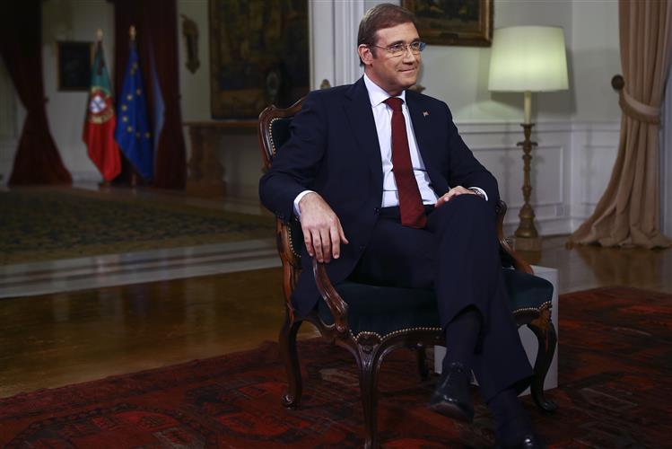 Governo português manifestou perplexidade por acusações de Tsipras