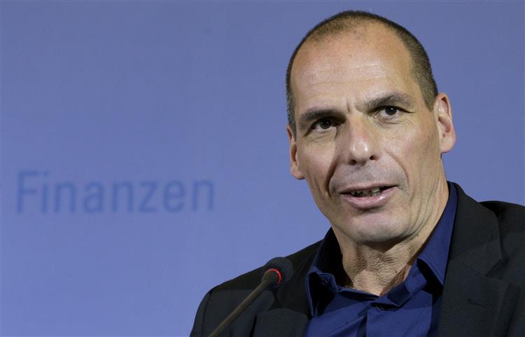Grécia: Ministro das Finanças defende reestruturação 'inteligente' da dívida