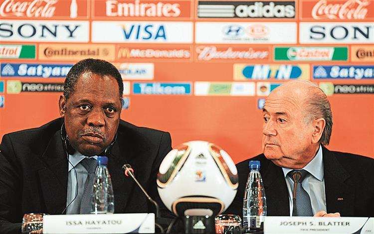 """""""FIFA é responsável pelo que se passa na Guiné"""""""