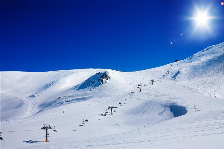 Esquiadora portuguesa morre em Andorra
