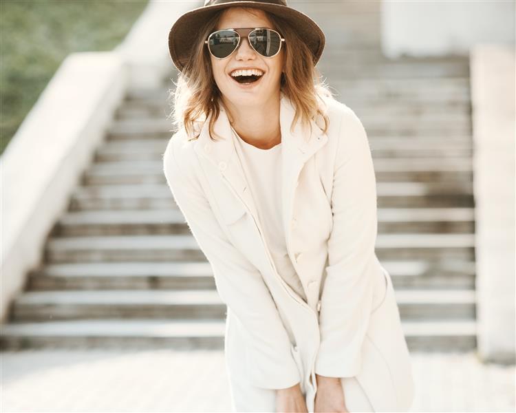 O riso ajuda a revelar segredos