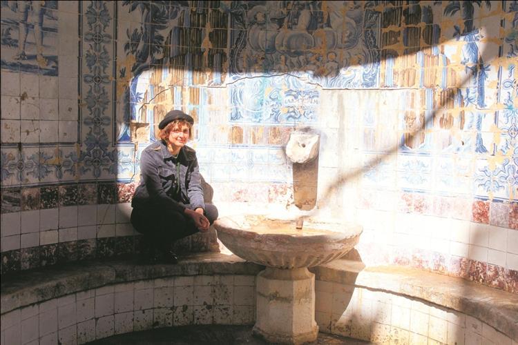 Alice Rohrwacher: 'Descobri a luz em Lisboa'