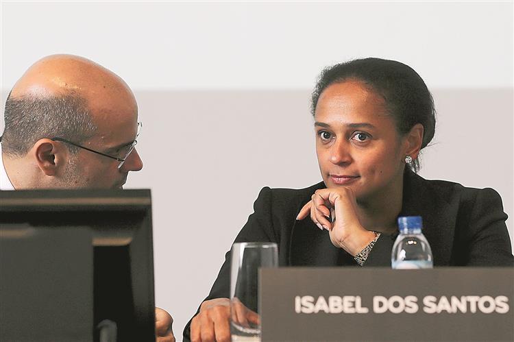 BPI: Caixabank desvaloriza posição de Isabel dos Santos