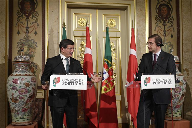 Turquia quer que Portugal seja o seu porta-voz em Bruxelas