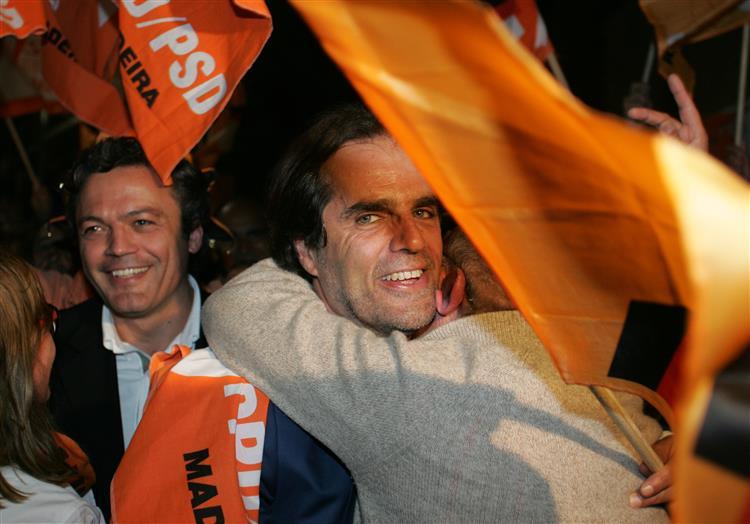 Maioria absoluta na Madeira conseguida por cinco votos