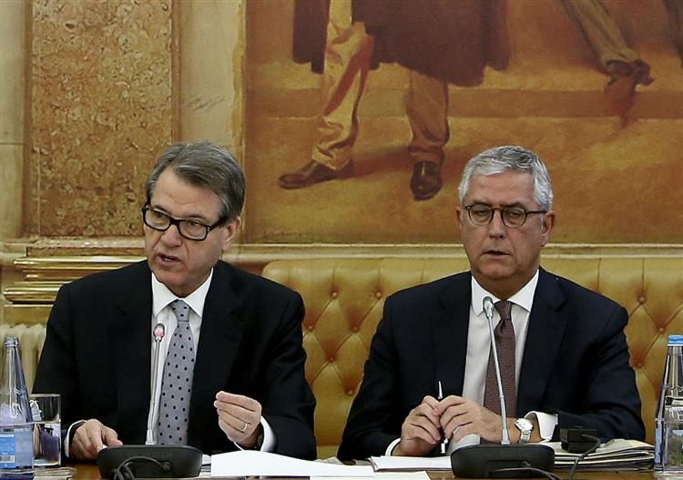 Guerras de poder no BES discutidas como 'bando de ciganos'
