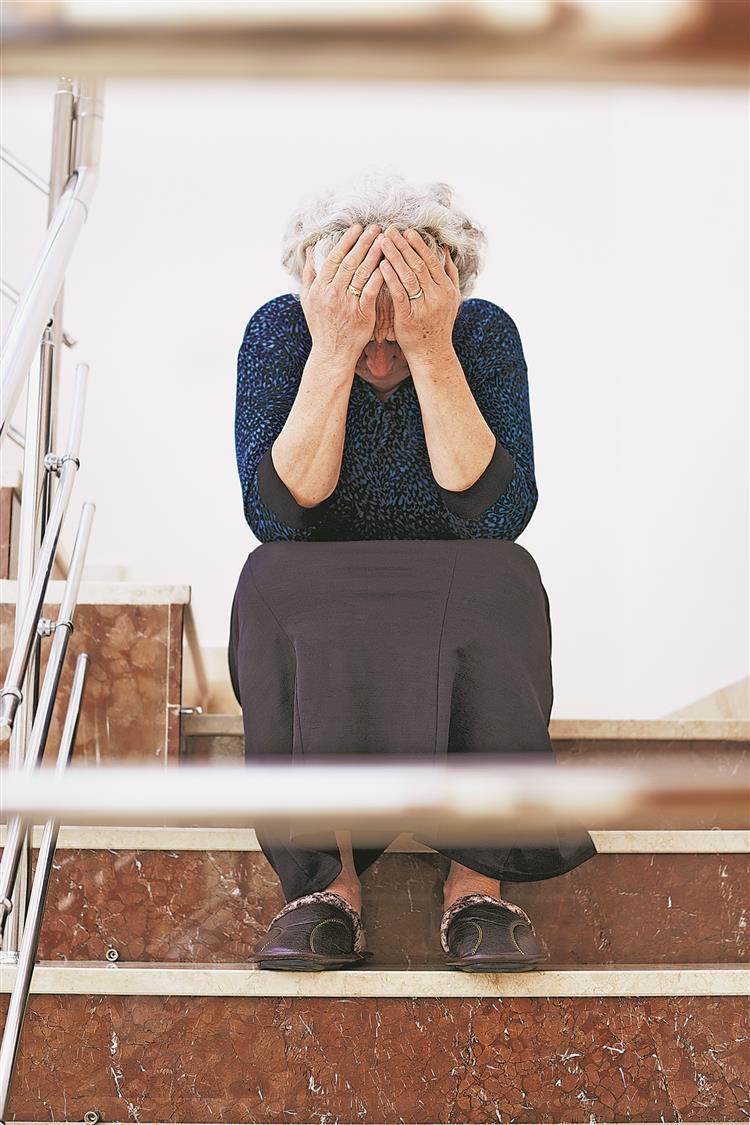 Mais queixas de idosos agredidos pelos filhos