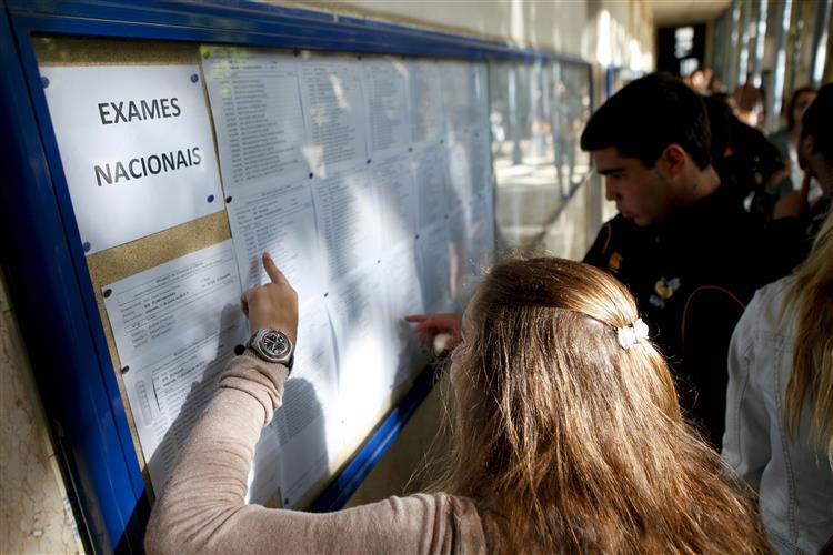 Inscrições para os exames nacionais começam na segunda-feira