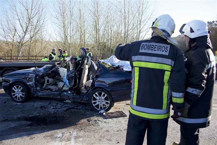 GNR registou 199 acidentes só na sexta-feira