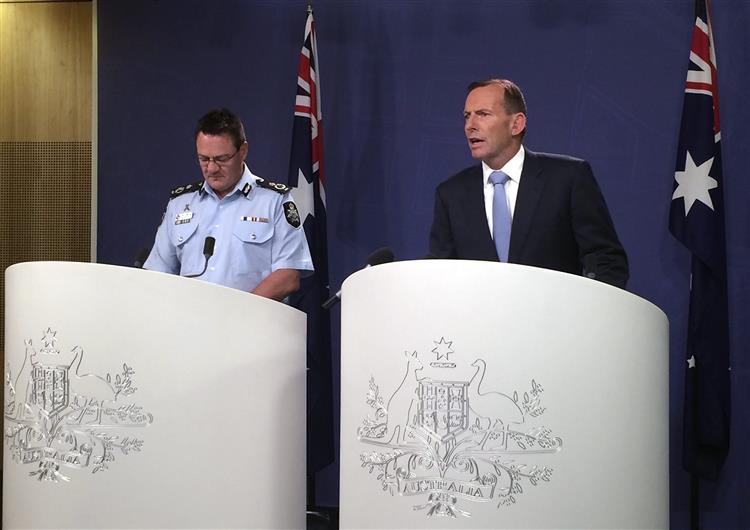 Descoberto plano terrorista na Austrália