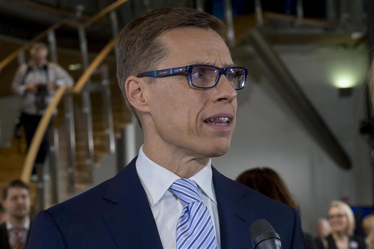 Primeiro-ministro finlandês admite derrota para o maior partido da oposição