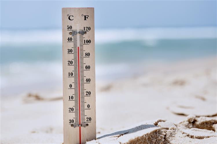 Temperatura máxima vai diminuir numa região do país