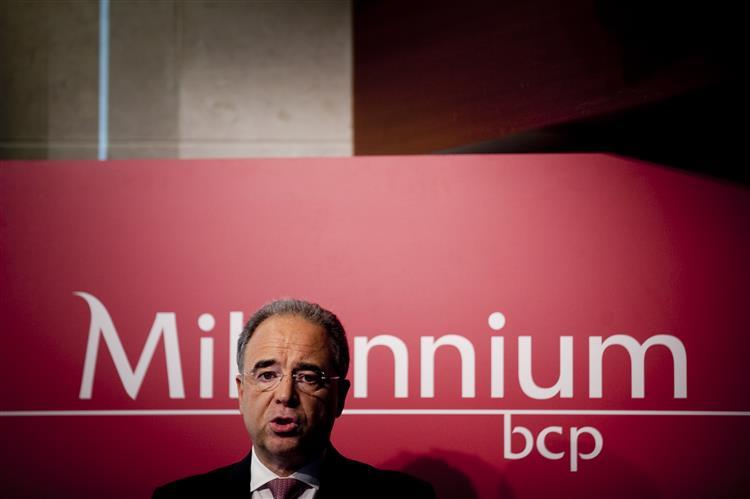 Nuno Amado: BCP está mais 'próximo de garantir a independência'