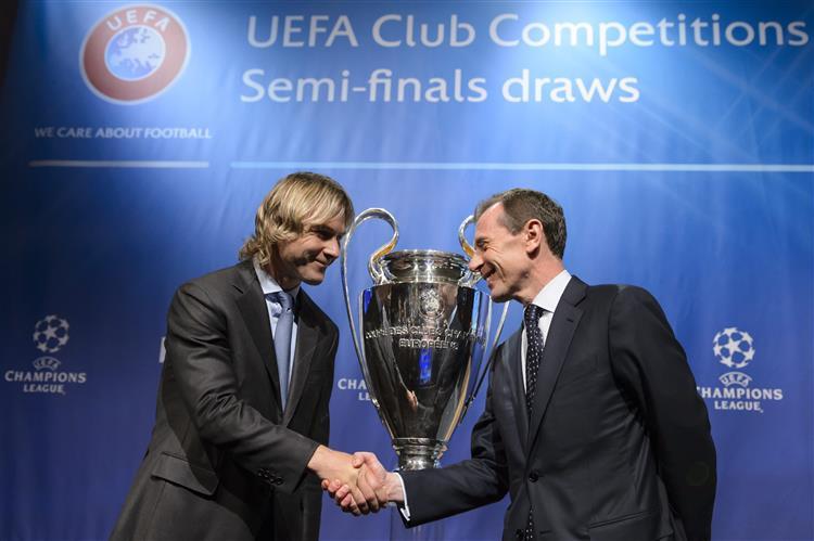Liga dos Campeões: Barcelona-Bayern e Juventus-Real nas meias