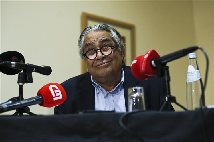 Detenção de Joaquim Barroca é um 'espectáculo encenado'