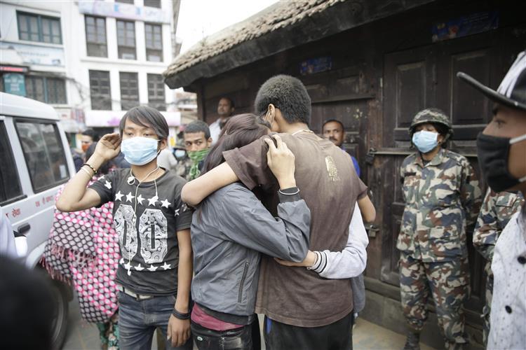 Portugueses referenciados no Nepal 'estão todos bem'