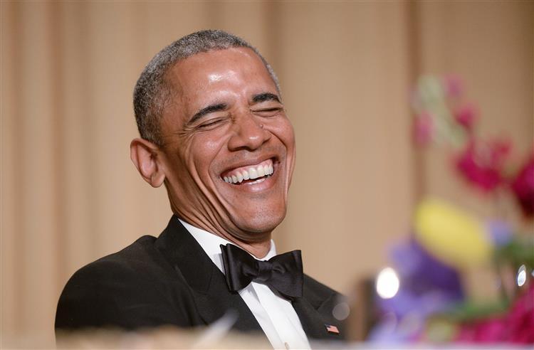 As piadas de Obama no jantar de jornalistas da Casa Branca [vídeo]