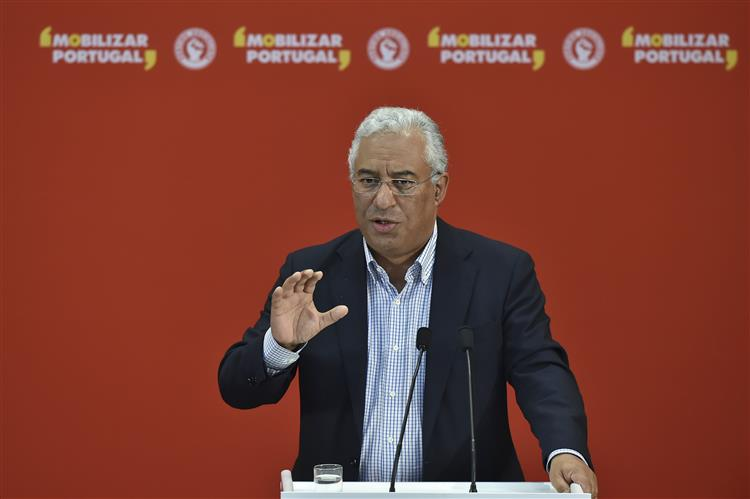 António Costa: Coligação é 'casamento' para 'disfarçar as conveniências'