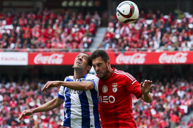 De clássico só teve o nome. Benfica sorriu no final