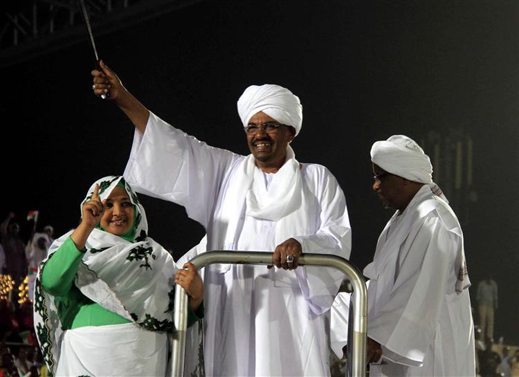 Presidente do Sudão reeleito com 94,5% dos votos