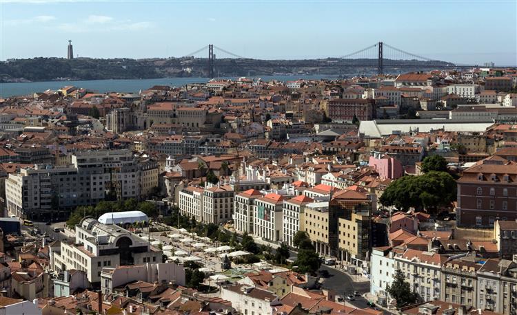 Estas são as regiões de Lisboa com mais atropelamentos