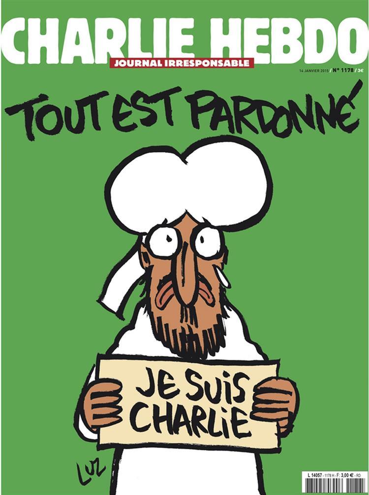 Seis escritores contra prémio ao Charlie Hebdo