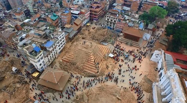 Katmandu poderá ter-se deslocado alguns metros devido a sismo