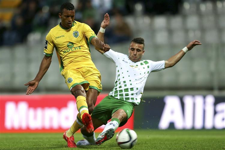 Sporting vence Moreirense