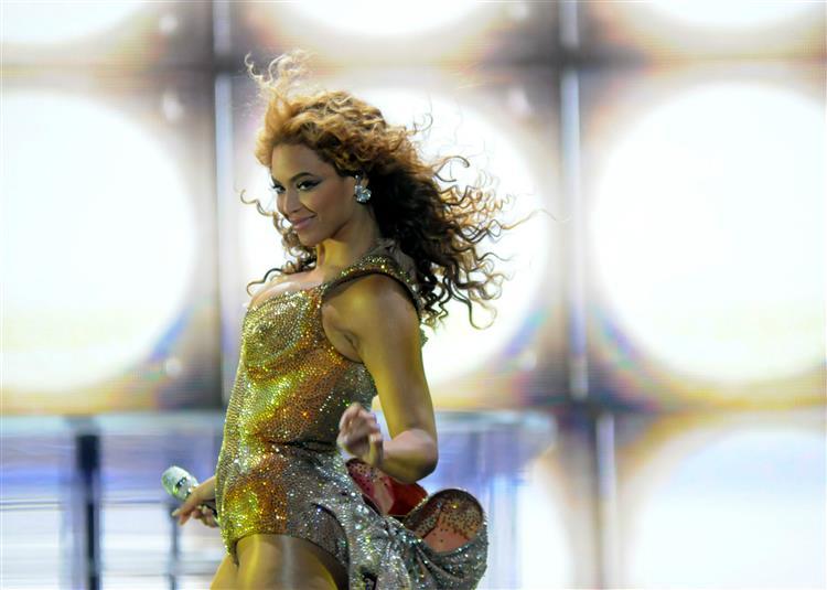 A foto de Beyoncé que está a chocar a Internet