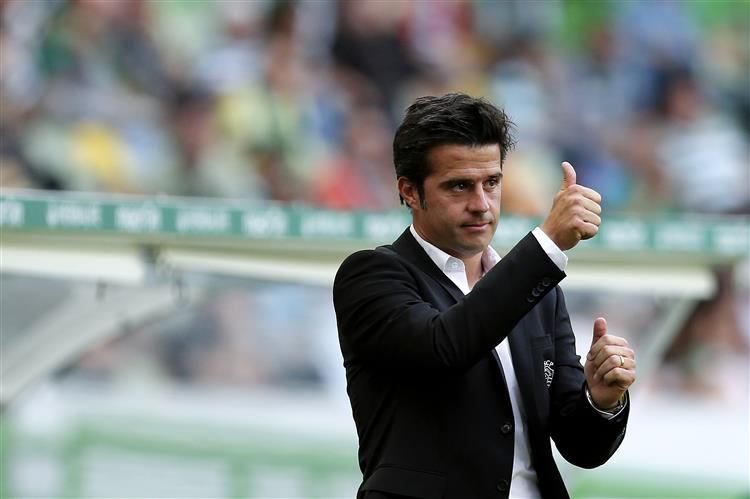 Marco Silva assegura que está contente no Sporting