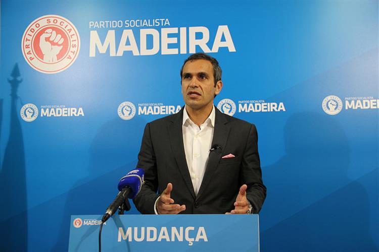 Carlos Pereira será o novo líder do PS-Madeira