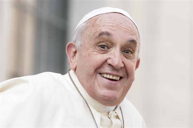 Papa Francisco quer ser recordado como 'um bom tipo'