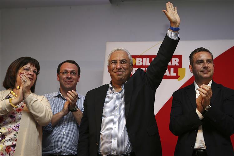 António Costa: PS resistiu a fazer promessas que não pode cumprir