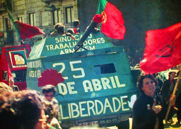 Punk português é a música do 'refluxo' do 25 de Abril