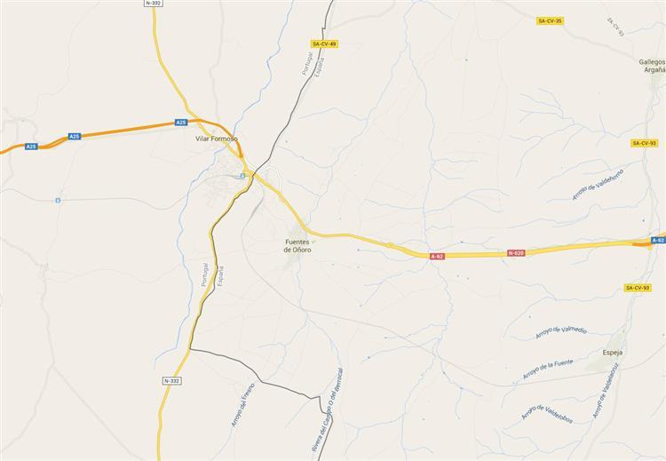 Duas portuguesas morrem em acidente em Salamanca