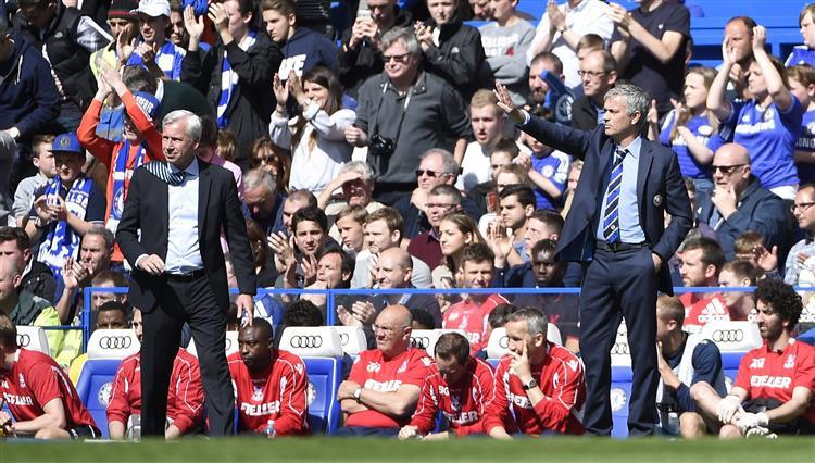 Mourinho utilizou uma expressão portuguesa que ninguém percebeu em Inglaterra