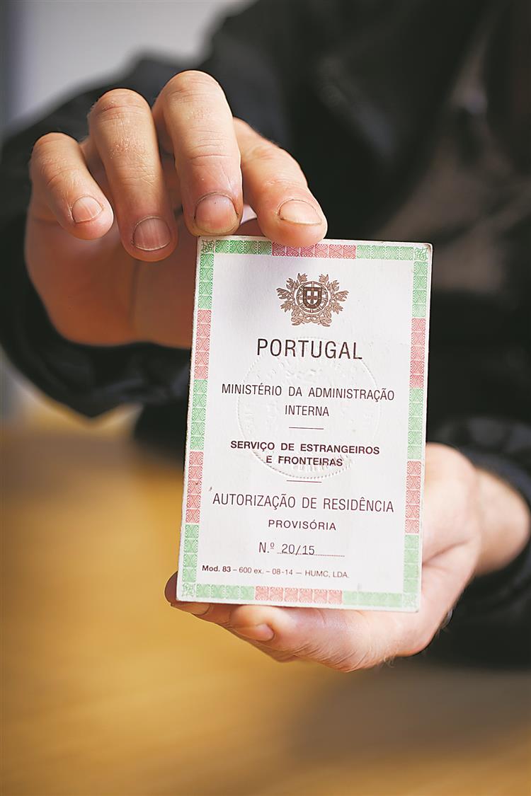 Portugal recebe 44 refugiados vindos do Egipto