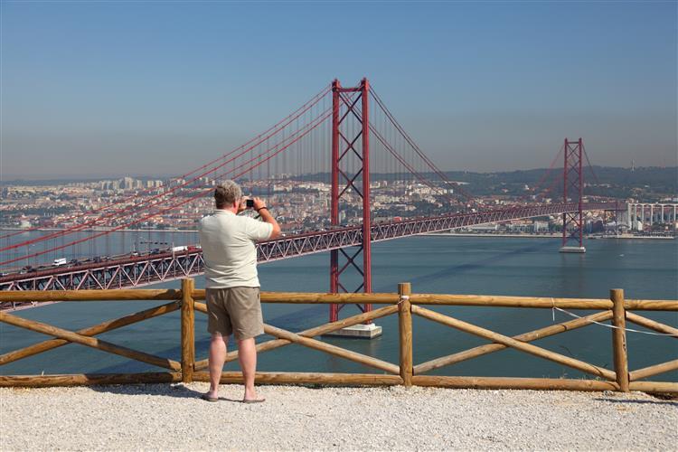 Ponte 25 de Abril teve corte idêntico há 15 anos