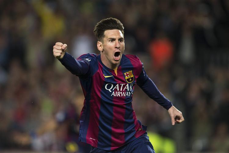 Messi e Neymar colocam Barcelona mais perto da final da Champions