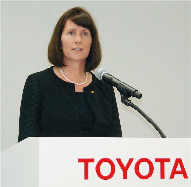 Gestora da Toyota detida por 'encomendar droga' demitiu-se