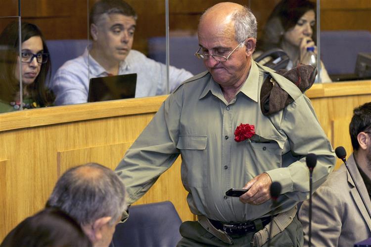 José Manuel Coelho volta a 'dar espectáculo' no Parlamento da Madeira