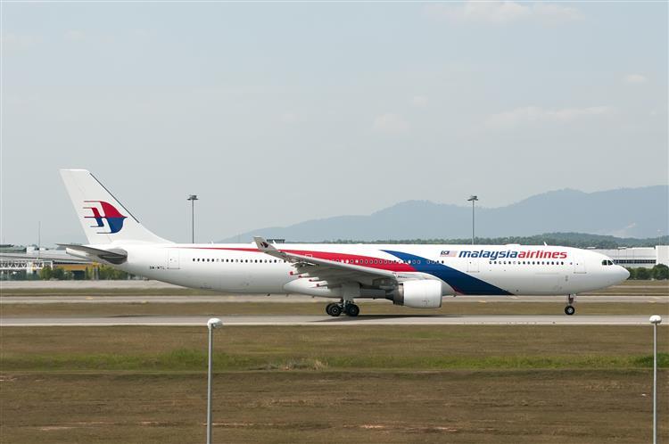 Malaysia Airlines. Encontrado destroço que poderá pertencer ao MH370
